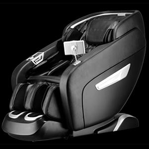 Adriatica Massage Chair Black