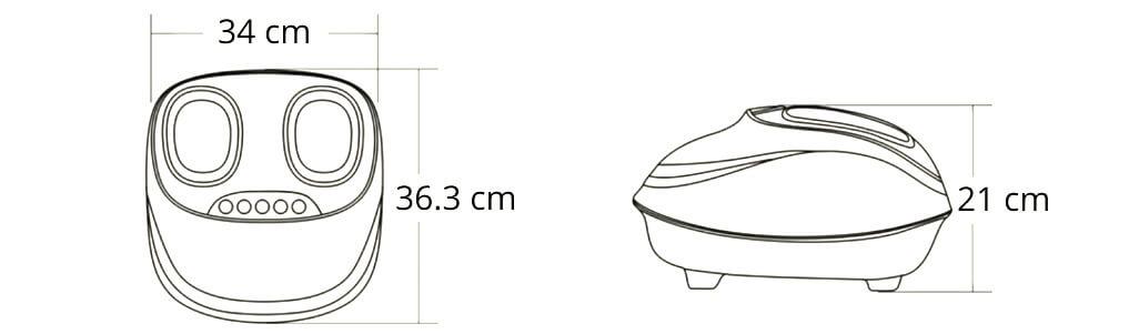 C302 Dimensiuni